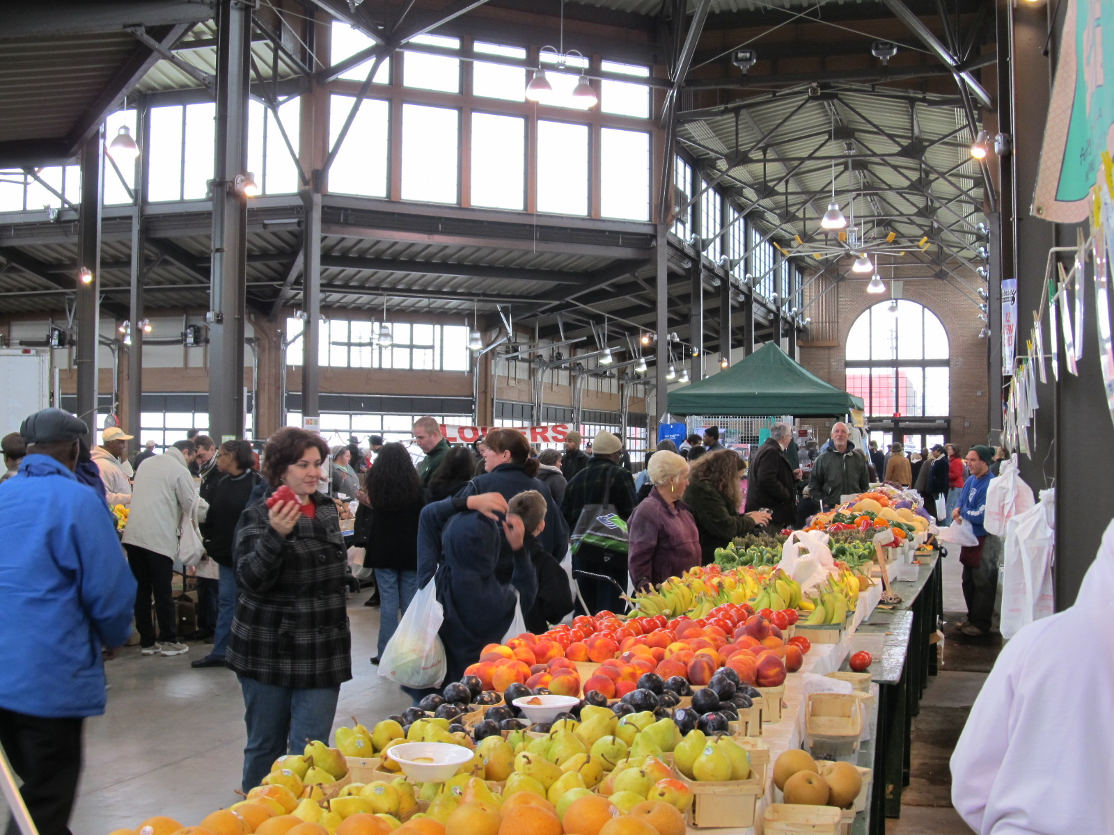 Eastern market events in Detroit, MI