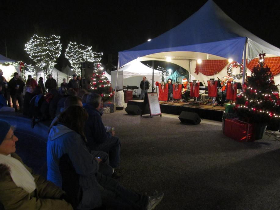 birmingham christmas market night - Birmingham Christmas Market